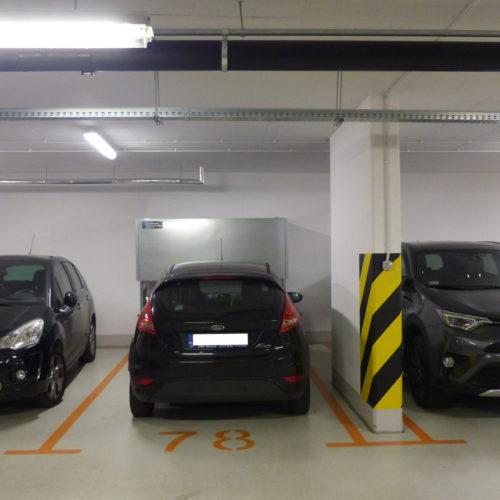 Szafa garażowa – Czy wolno nam ją wstawić?