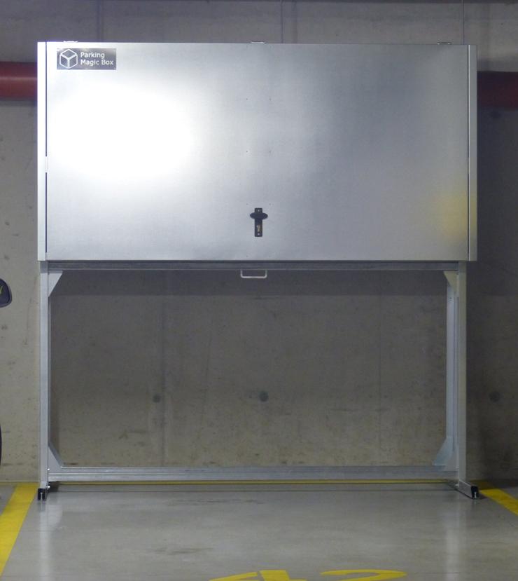 boksy garażowe 230cm
