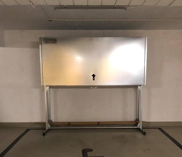 szafy garażowe standard plus